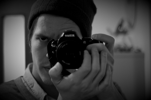 Me and my new lens