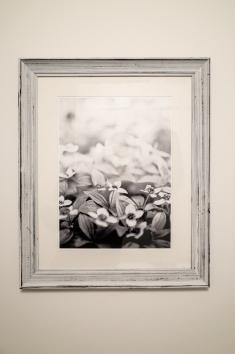 """RUOHOKANUKKA"" 30x40cm Ilford print 40x50cm wooden frame"