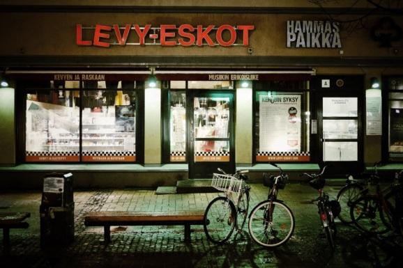 LEVY-ESKOT