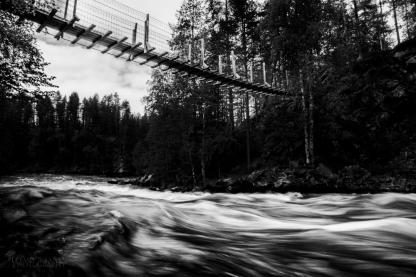 Kitkanjoki - Oulanka
